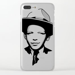 Young Frank Clear iPhone Case