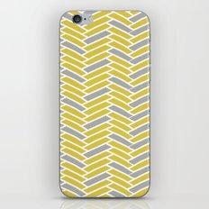 inspired herringbone iPhone & iPod Skin