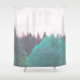 Dreamland Forest Shower Curtain