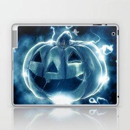 Spooky Jack-o-Lantern Laptop & iPad Skin