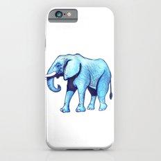 Elefante Blu Slim Case iPhone 6s