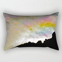 Smiling Sunrise Rectangular Pillow