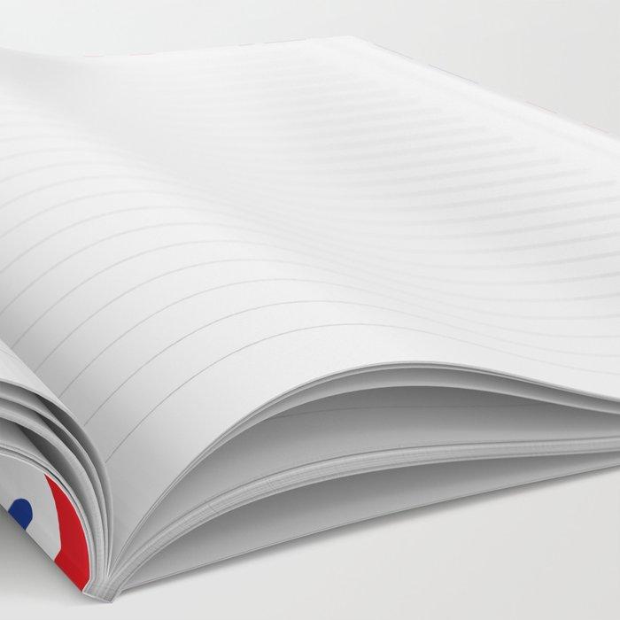 Dinosaurs - White Notebook