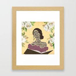 Tessa Gray - Clockwork Angel (new version) Framed Art Print