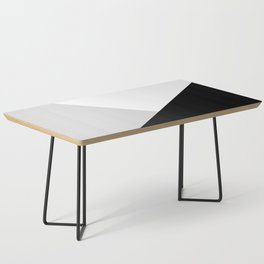 Monochromatic Coffee Table