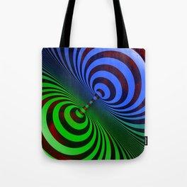 Dualism (color) Tote Bag