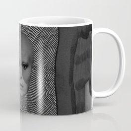 Police Mannequin Coffee Mug