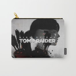 Rise Of The Tomb Rider Carry-All Pouch