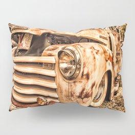 Old pickup ( Photo by Antal Ullmann ) Pillow Sham