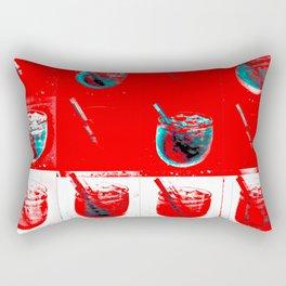 Rebel @ Heart <3 Rectangular Pillow