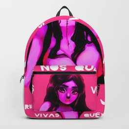 Vivas Muertas Backpack