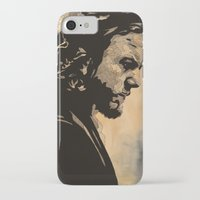 eddie vedder iPhone & iPod Cases featuring Eddie  by lyneth Morgan