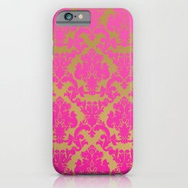 hazy cosmic jive iPhone Case