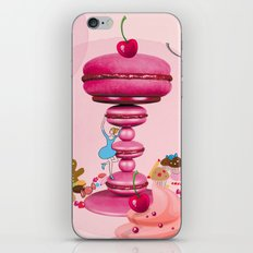 Pink Candy  iPhone & iPod Skin