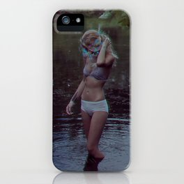 Water graves 1 iPhone Case