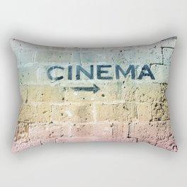 Matera (Take me back in time) Rectangular Pillow