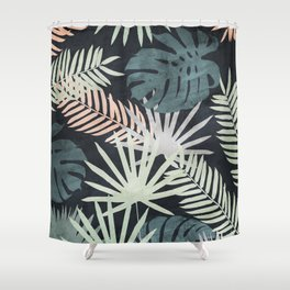 Tropicalia Night Shower Curtain