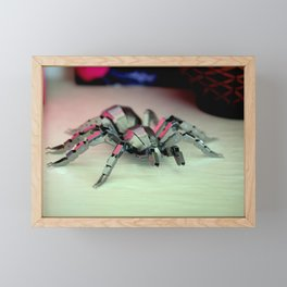 That's A Nice Reflection On Hue Framed Mini Art Print