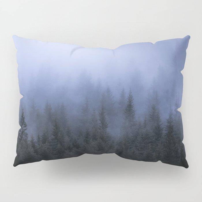 Foggy Forest Pillow Sham