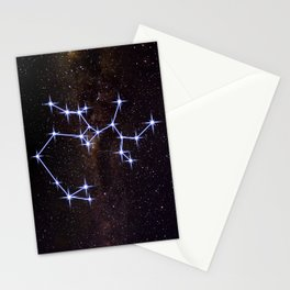 Saggitarius Stationery Cards