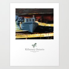 Kilarney Ontario / North Country Art Print