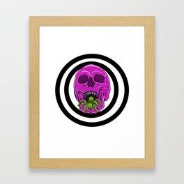 choked up Framed Art Print