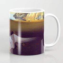 Salvador Dali The Persistence of Memory 1931 Artwork, Wall Art, Prints, Posters, Tshirts, Men, Women Coffee Mug