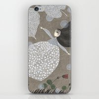 sia iPhone & iPod Skins featuring Summer's End by Judith Clay