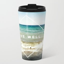 Live Well Travel Mug