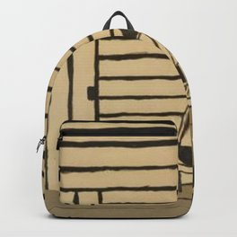 Family Supper Horace Pippin Backpack