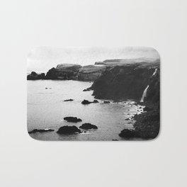 Azores coastal landscape Bath Mat