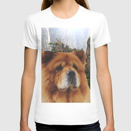 Dog Chow Chow T-shirt