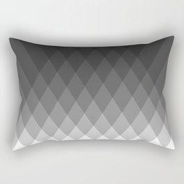 Minimalist triangles Rectangular Pillow