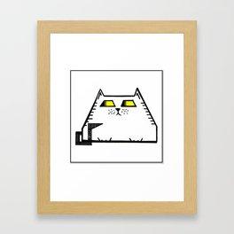 Horizontal KET Framed Art Print