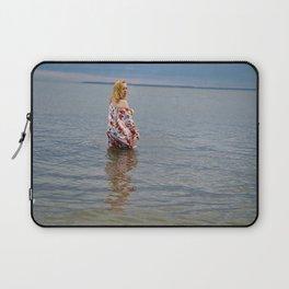 Soft Eyed Beauty Laptop Sleeve