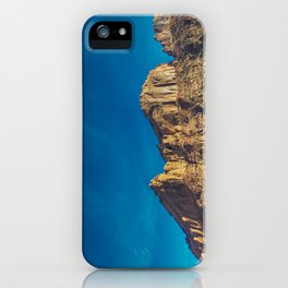 Utah Ridge iPhone Case