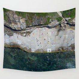 Clovelly Beach, Sydney Wall Tapestry