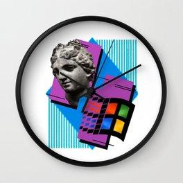 greco roman Wall Clock