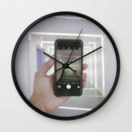 Wellers Court Wall Clock