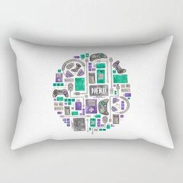 Gamer/Computer Nerd Rectangular Pillow
