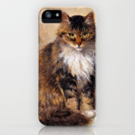 The Maine Coon - Digital Remastered Edition iPhone Case