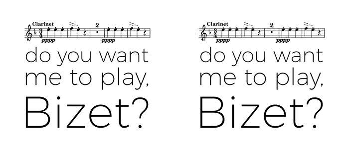 Clarinet - Do you want me to play, Bizet? (white) Coffee Mug