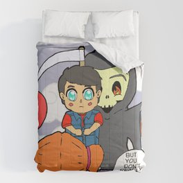 You Don't Look Sick Comforters