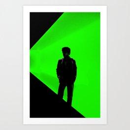 Gö Art Print