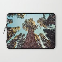 The Largest Tree in the World Laptop Sleeve