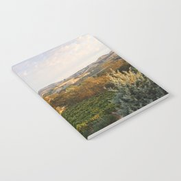 Paso Robles Hills Notebook