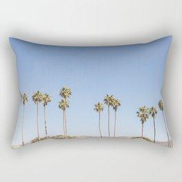 On California Time Rectangular Pillow