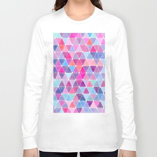 Lovely geometric Pattern Long Sleeve T-shirt