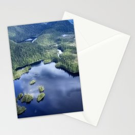 Misty Fiords national monument 2 Stationery Cards