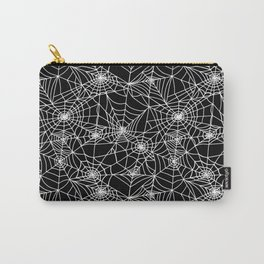 Midnight Cobwebs Carry-All Pouch